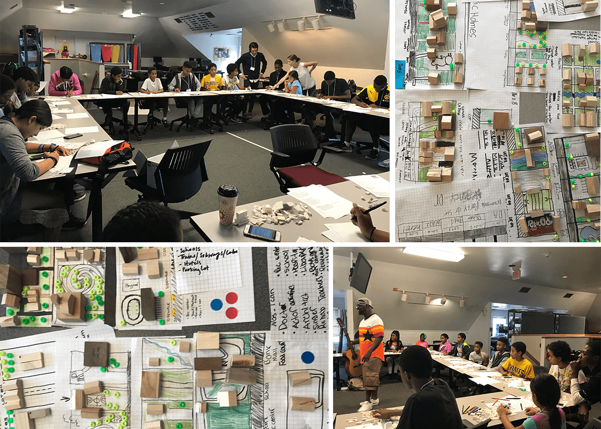 Hip Hop Architecture Camp 2017