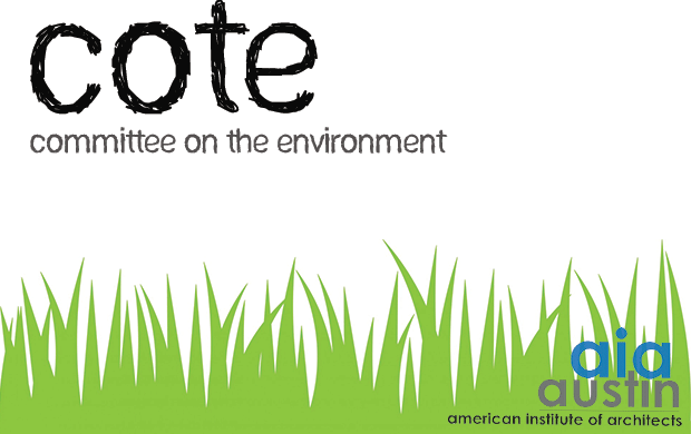 Committee on the Environment (COTE) Meeting