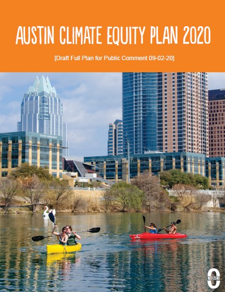 climate equity plan